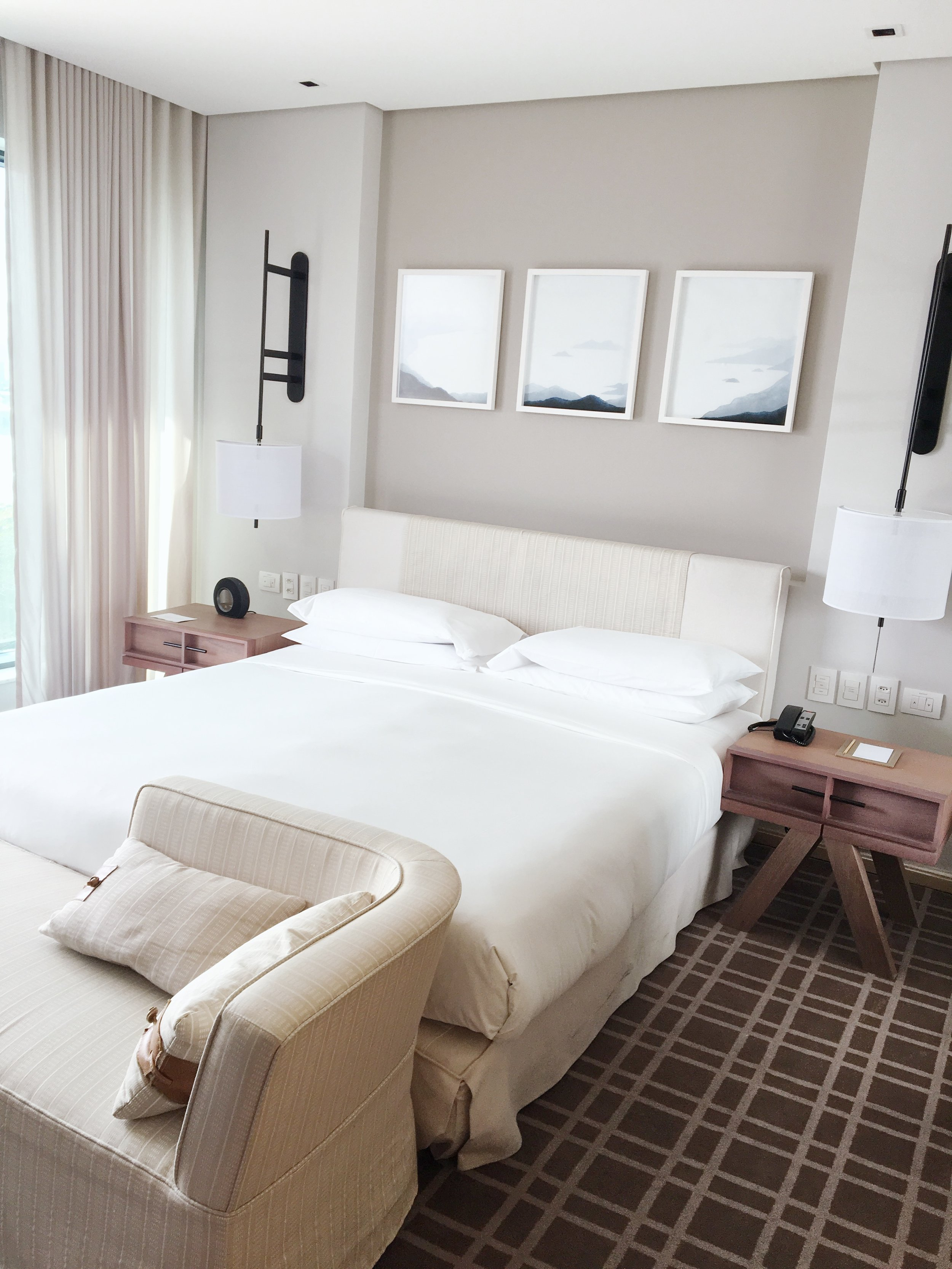 Grand Hyatt Rio room