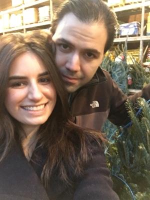 Matt and I <3