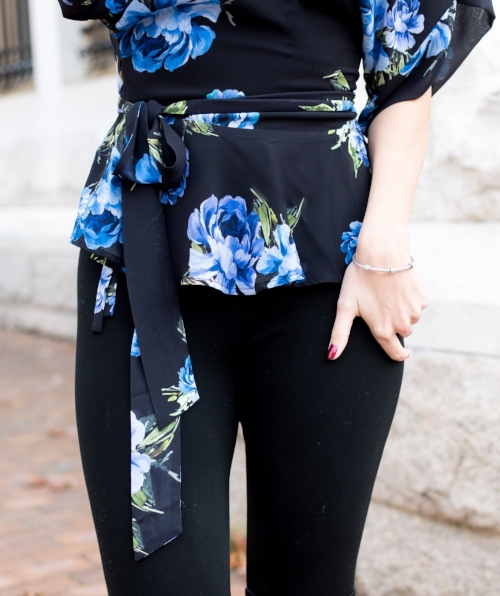 Cold Weather Florals