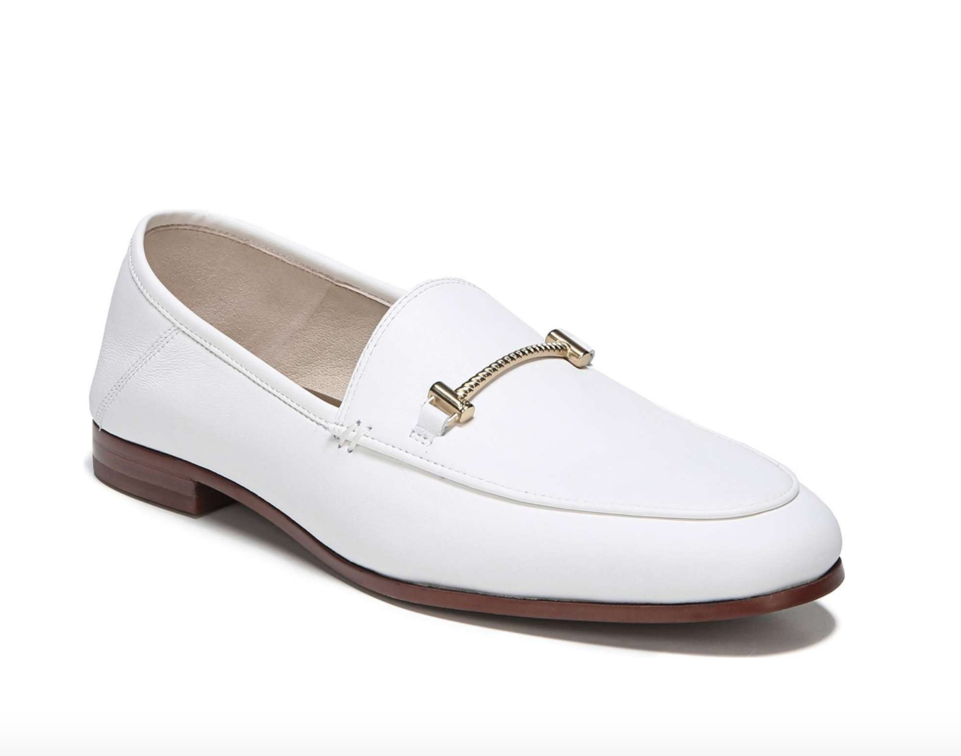 Exact {White Loafer}