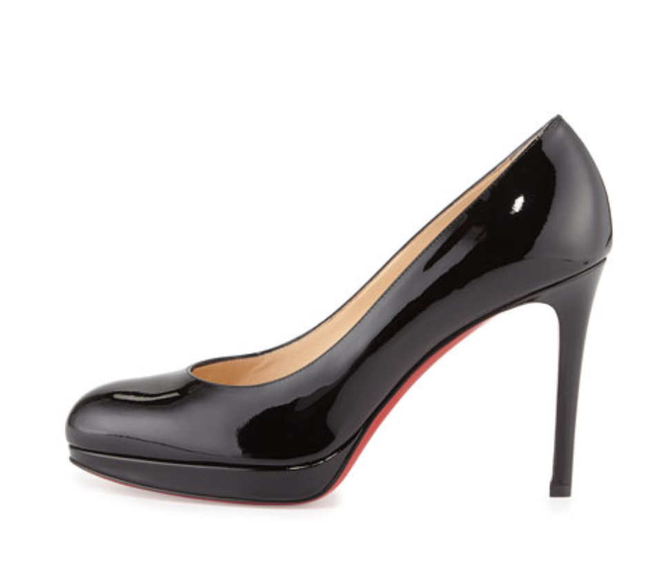 Exact {Patent Leather Shoe}