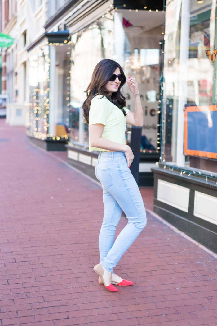 Most comfy jeans ever! Great for Summer