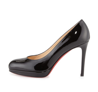 Exact | Christina Louboutin (New Simple Patent 100)