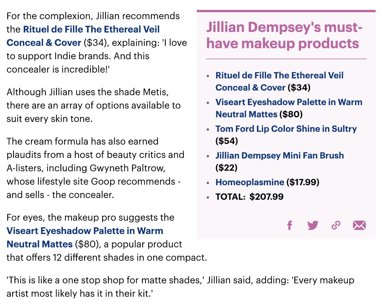 Jillian Dempsey's top 5 of 2018