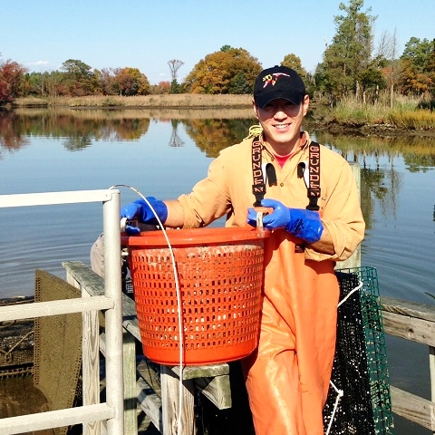 """Orchard Point Oysters - """"To align my career with something that benefits [the rivers], is a dream come true. """""""