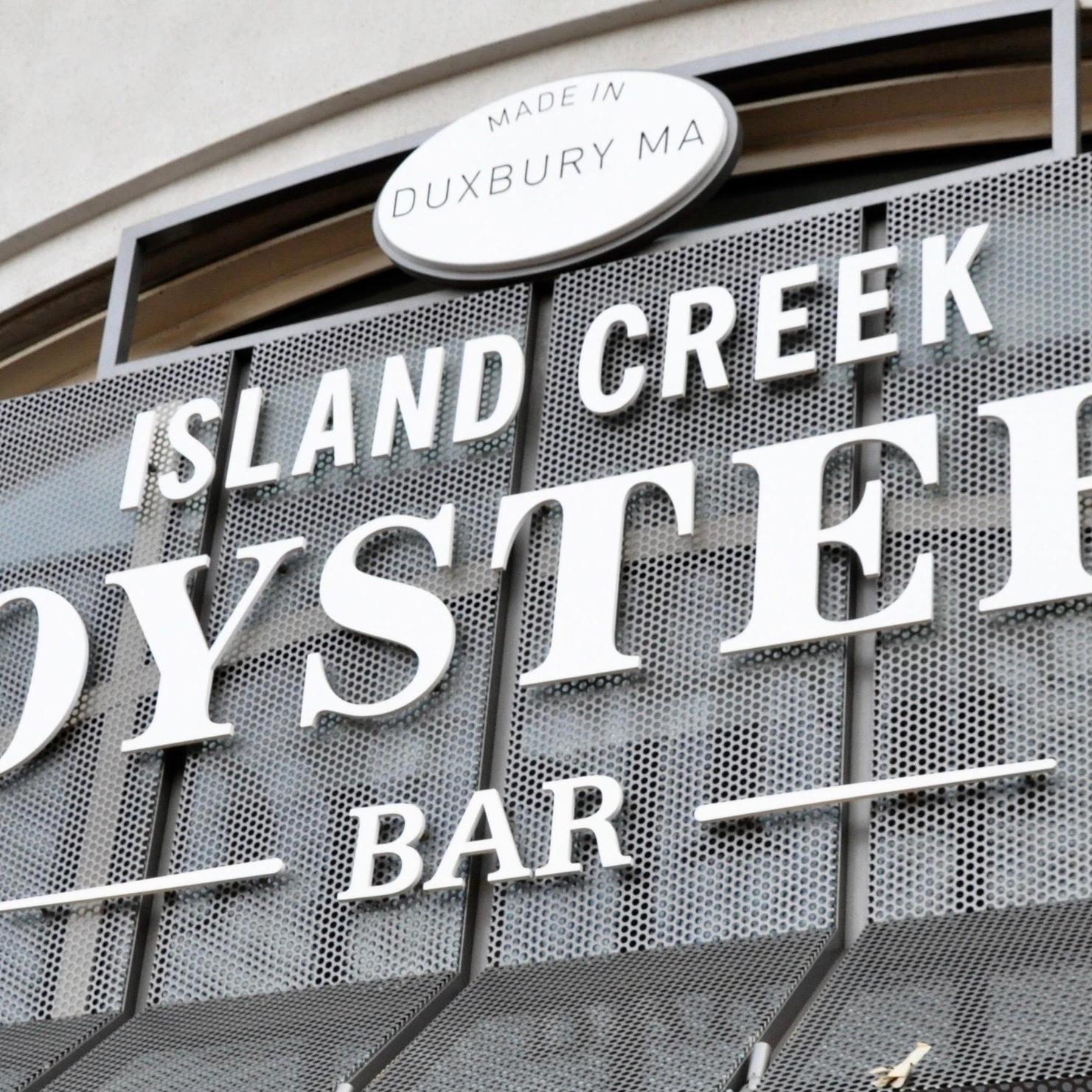 Island Creek Oyster Bar, Boston, MA -