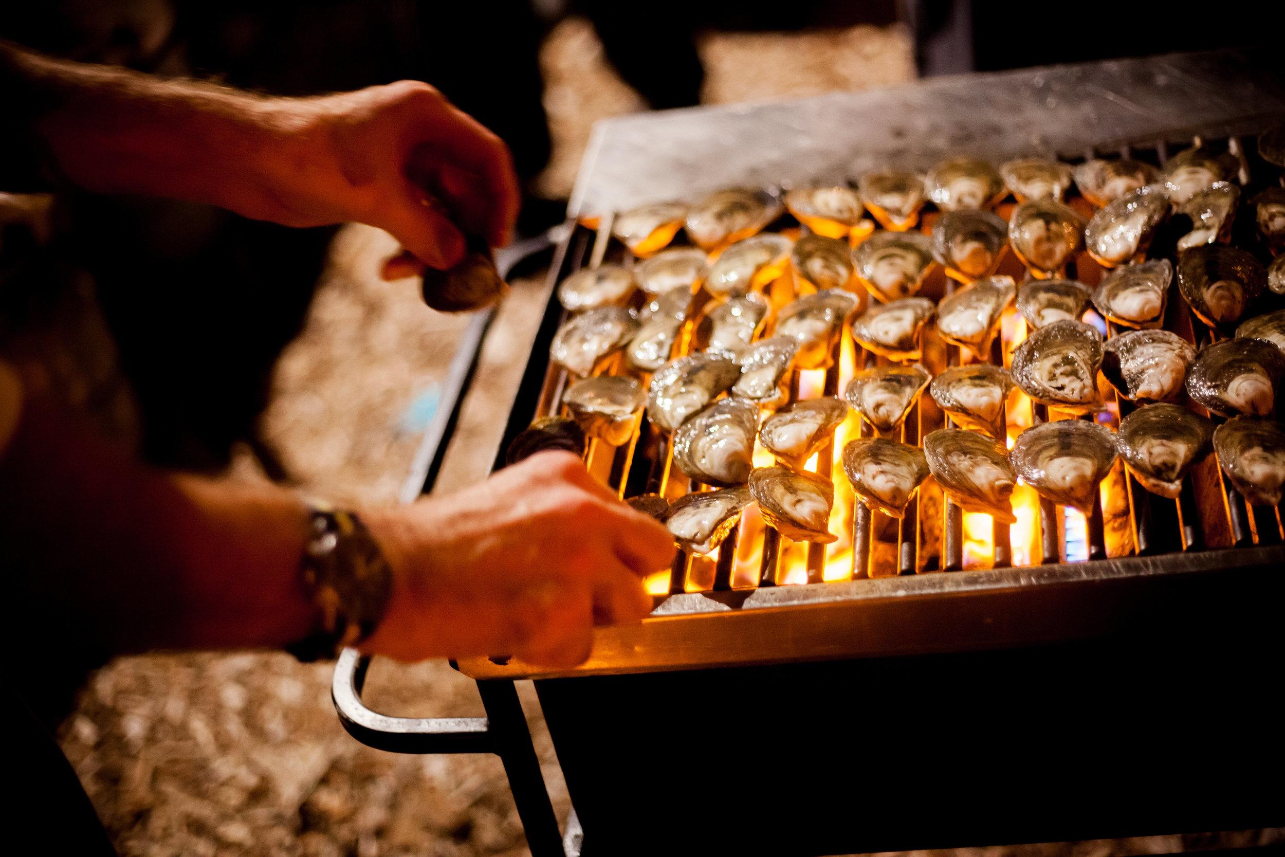 Peat & Pearls Secret Dinner. Source: Steven Gray Photography