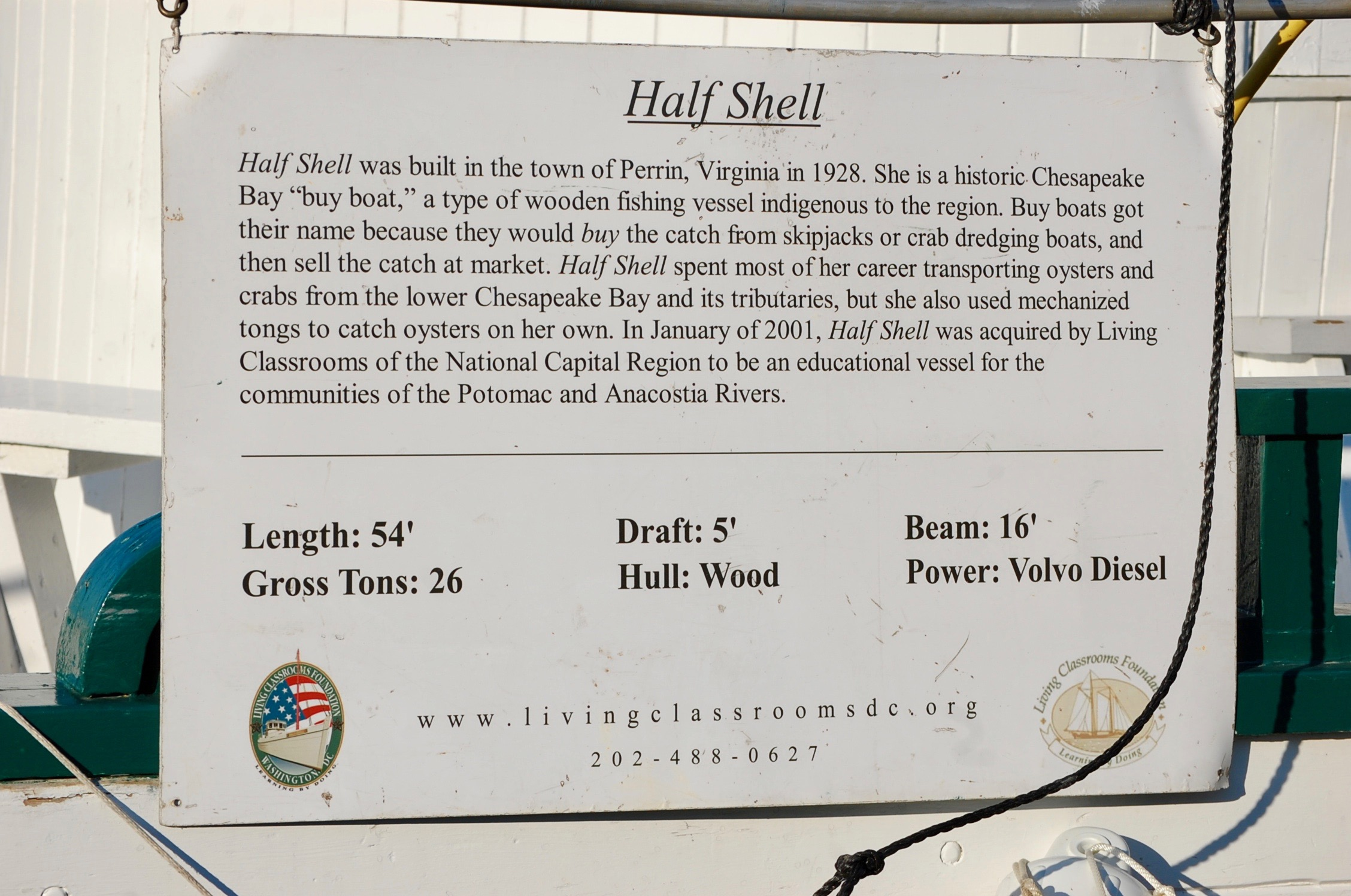 The history of Half Shell. Source: www.halfshelladventures.com