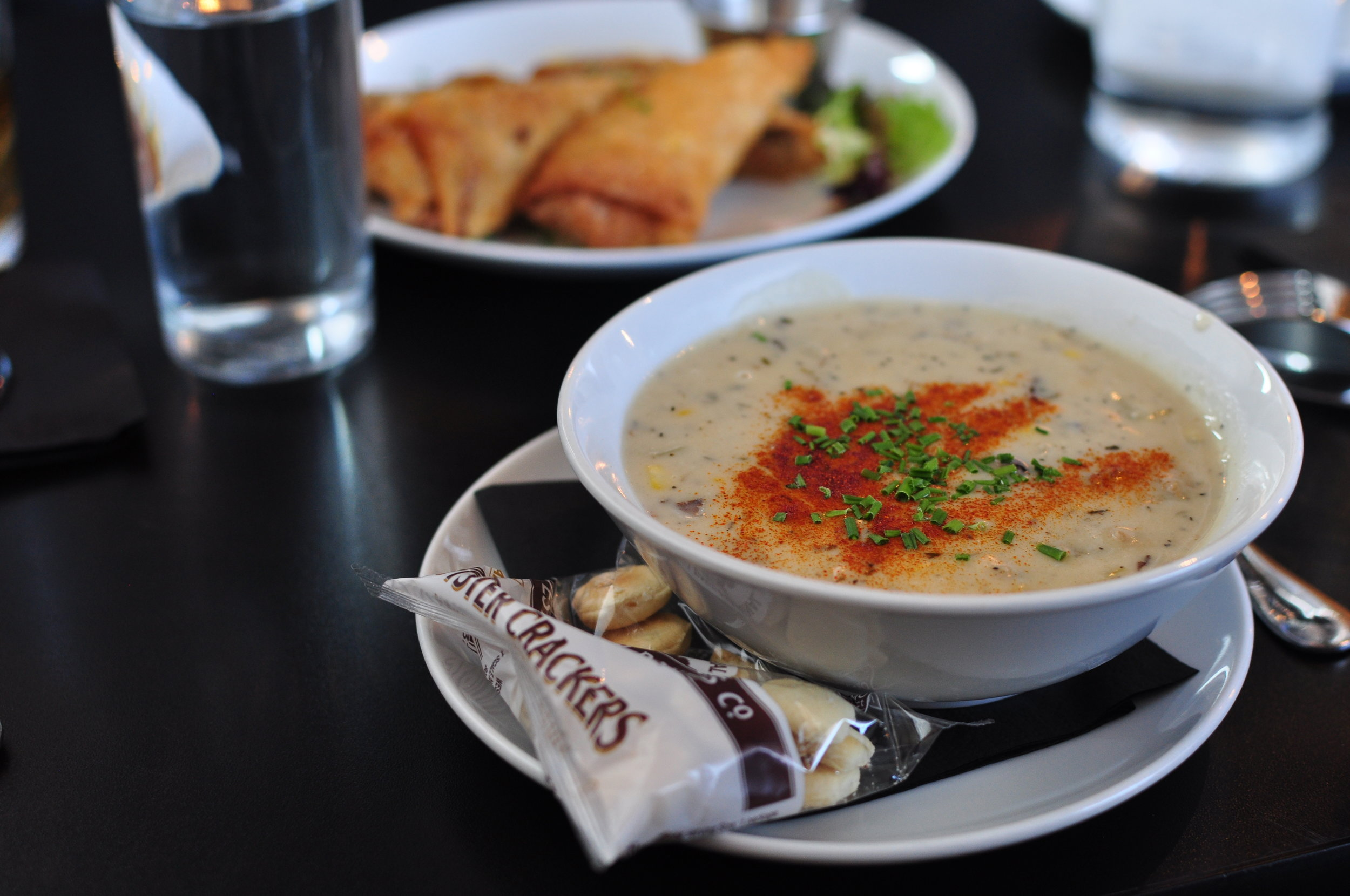The Oysterman's Oyster Chowder