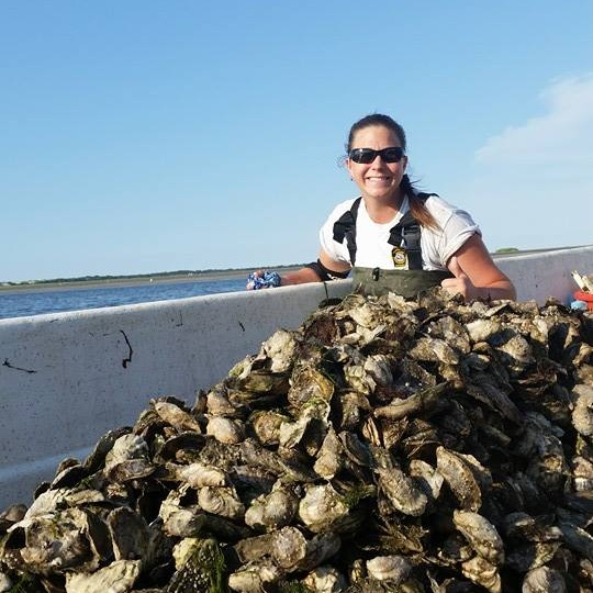 Nicolette Mariano - Regional Sales Leader for Oyster Boss
