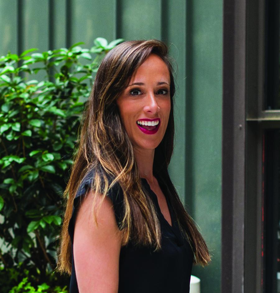 Caroline Van Sickle - CEO + Founder of The PRIMP Network