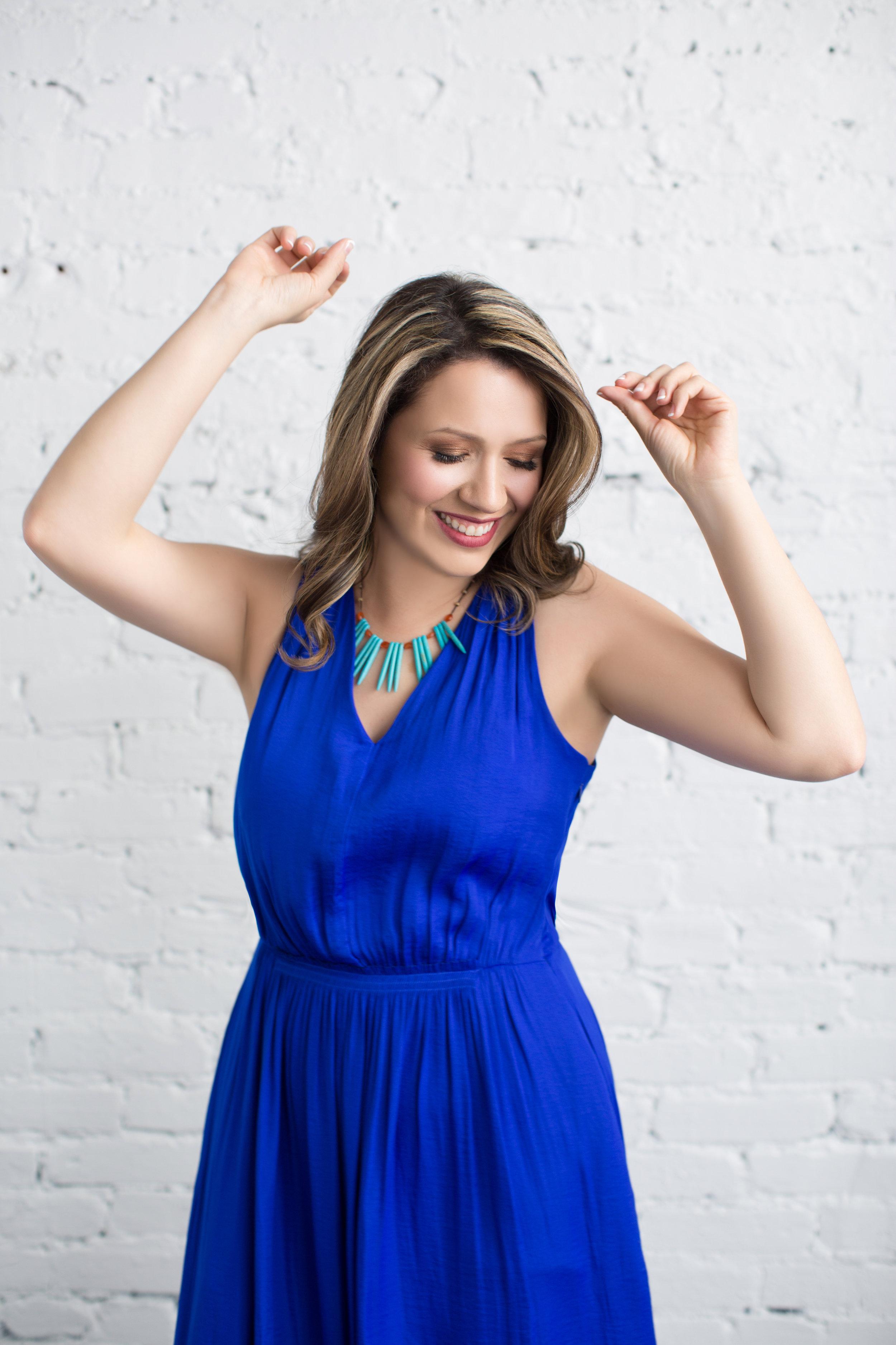 Stefanie Diaz - Founder, W.O.E. Women Only Entrepreneurs