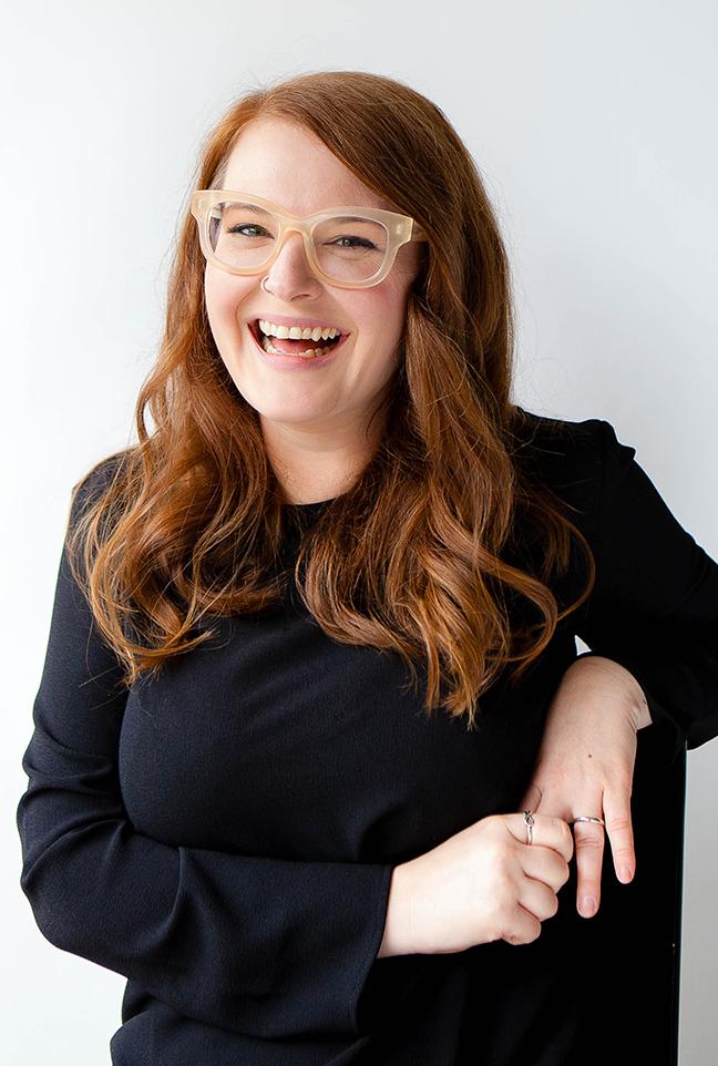 Elizabeth Hague - Co-Founder, Wildcat Echo