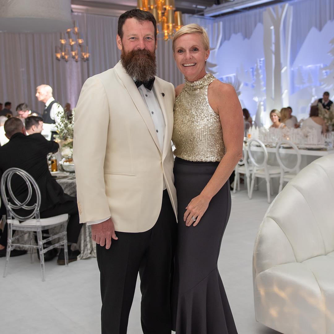 Suzanne and Kris Reinhard -