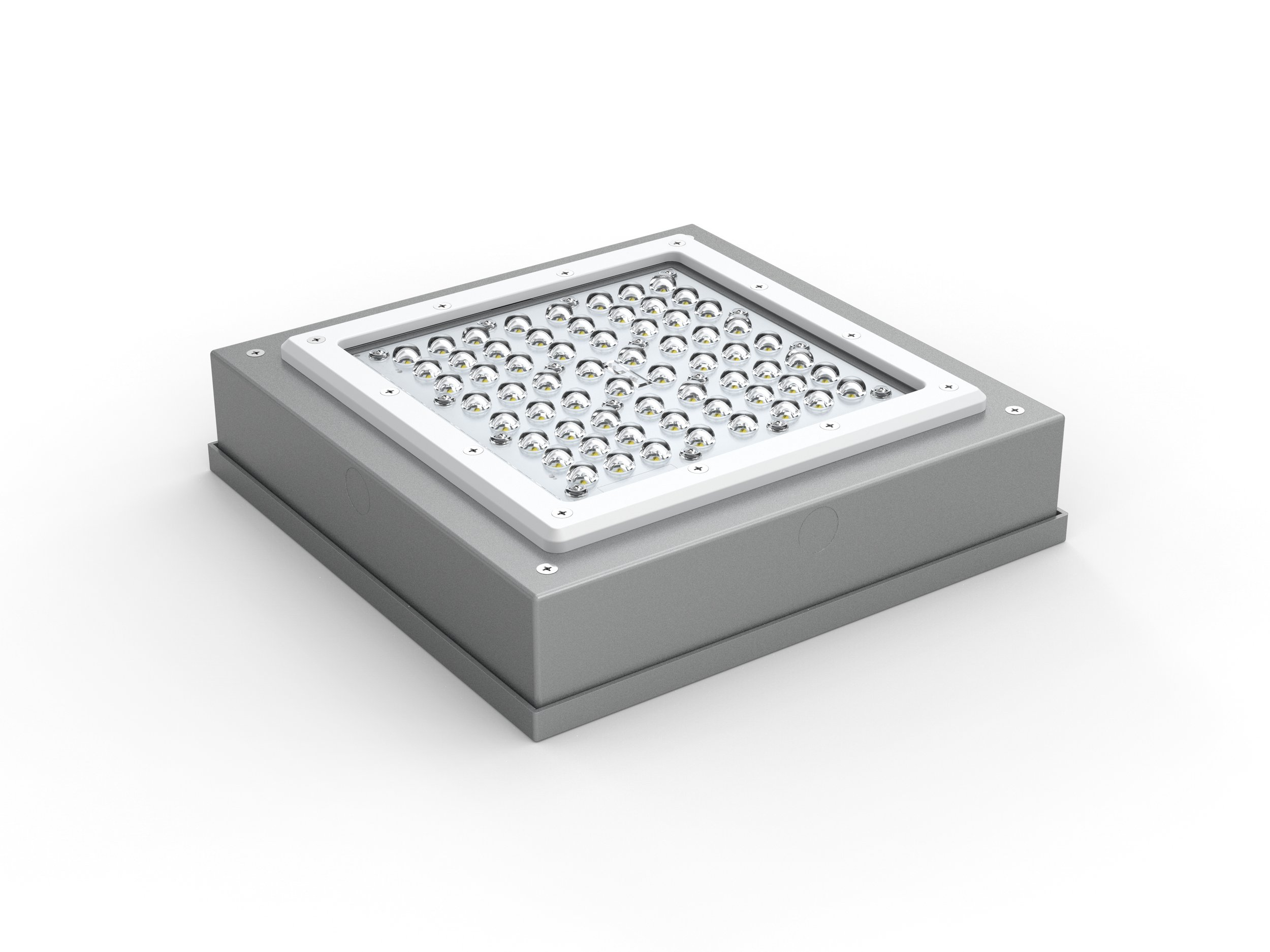 CIPS1/2 Series IP66 LED Rated Luminaire -