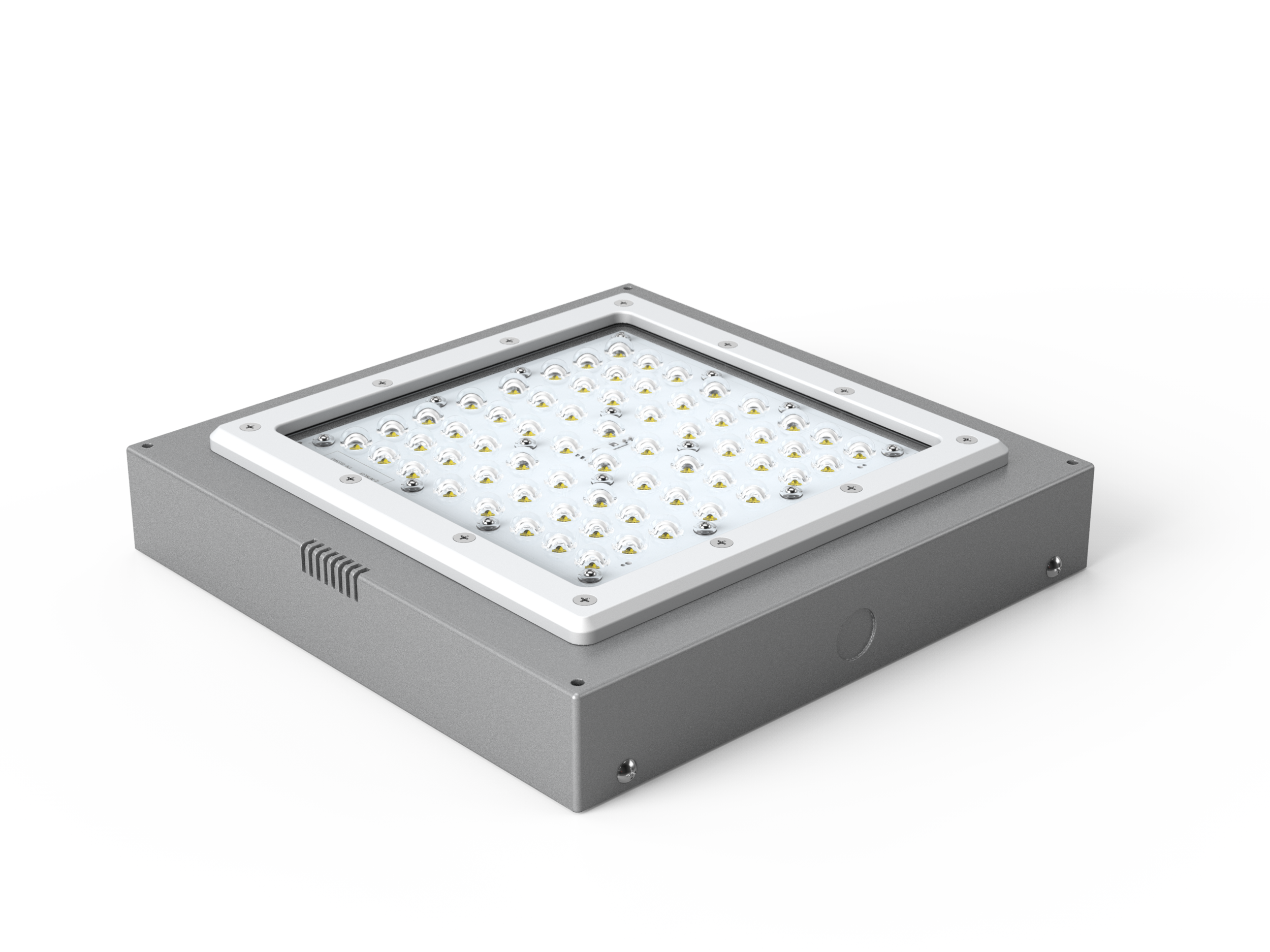 CSS1 Series LED Low Profile Luminaire -