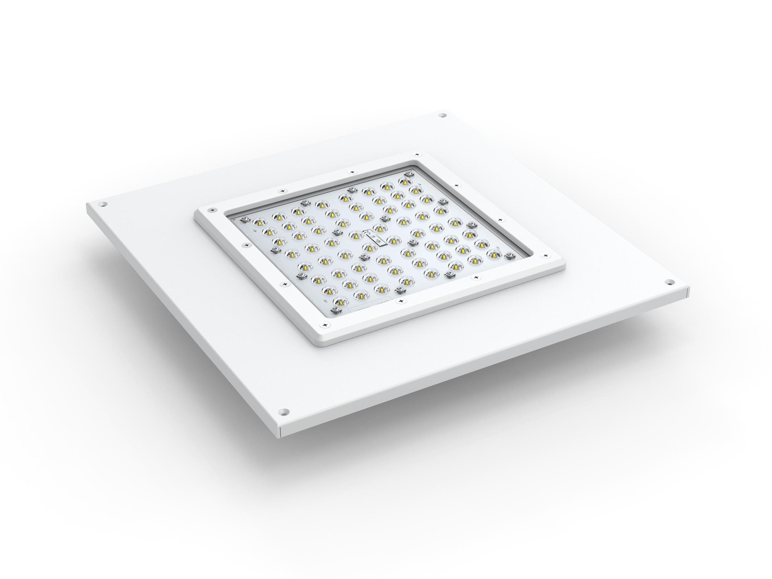 RCS1 Series LED Recessed Luminaire -