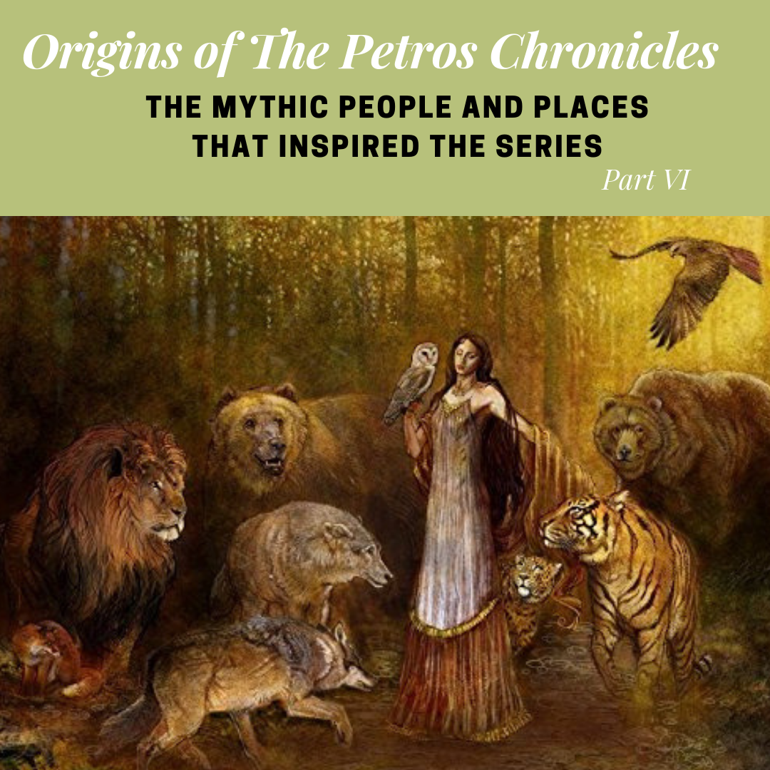 Origins of the Petros Chronicles – Part VI: Circe