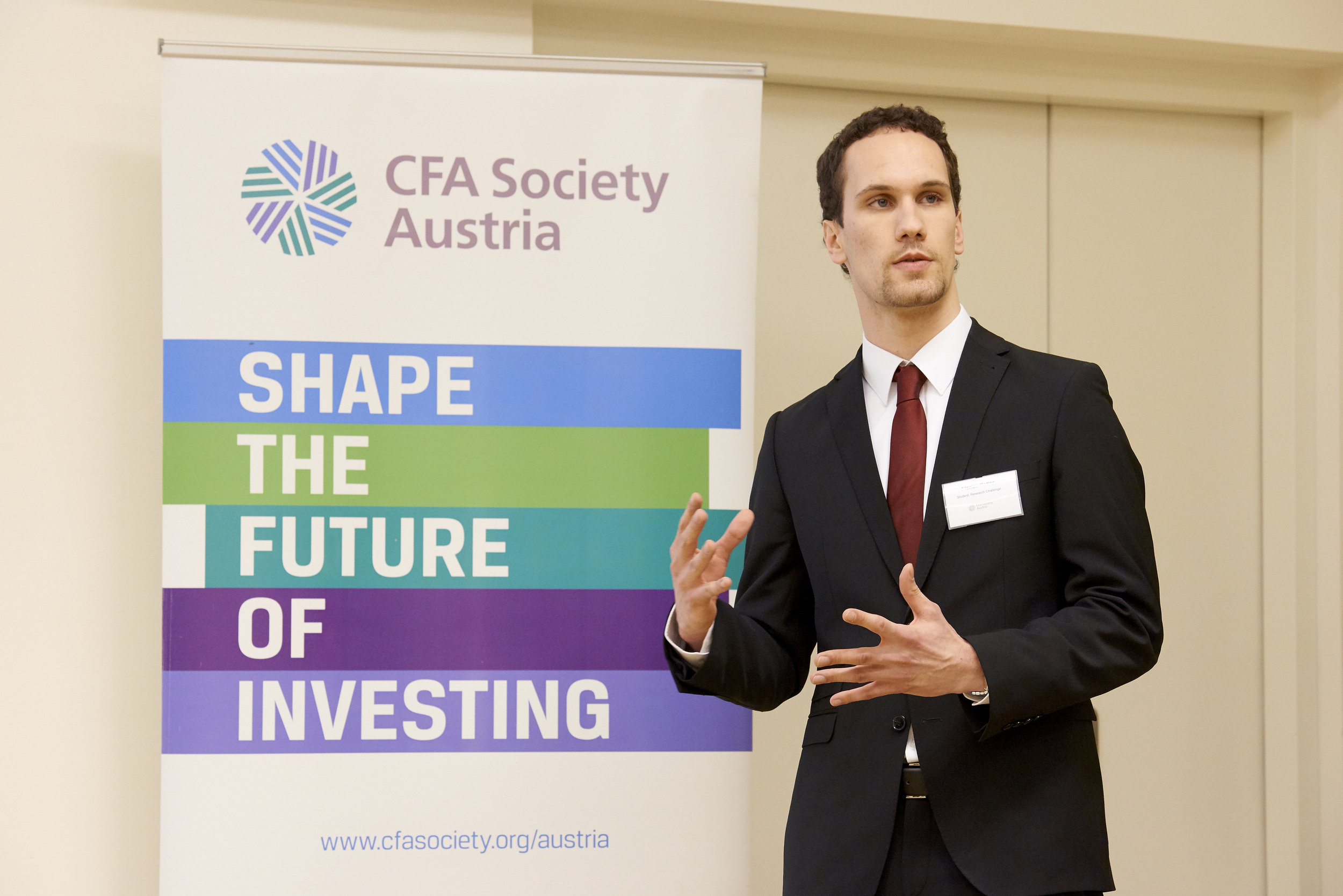 Join us on Facebook - Join us on the CFA Society Austria Facebook page for news, updates and photos from our events.