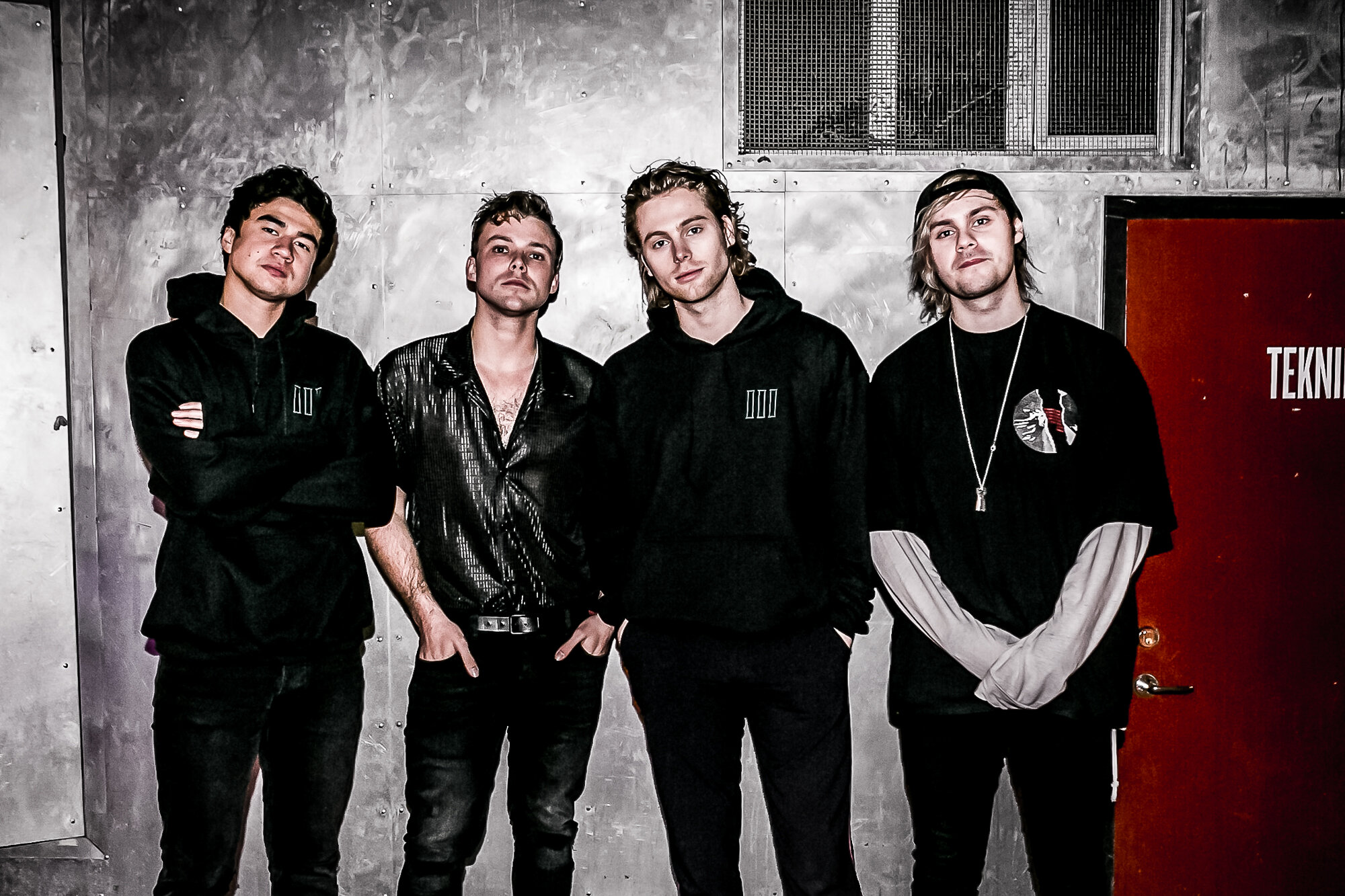 5 Seconds Of Summer - foto Universal music