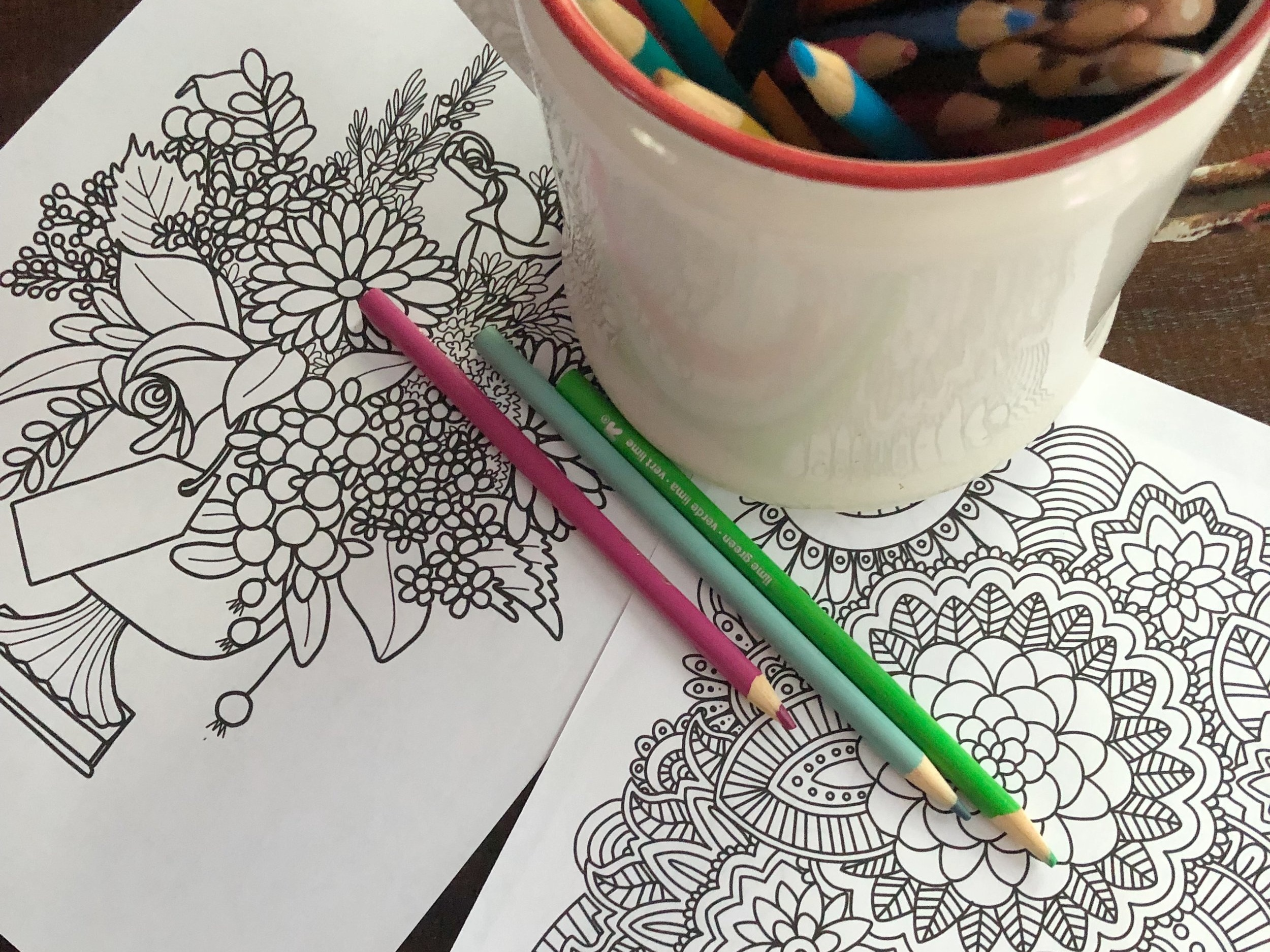 ALL NEW      Color by Month - New drawings to download and color each month!Click here to find out more…