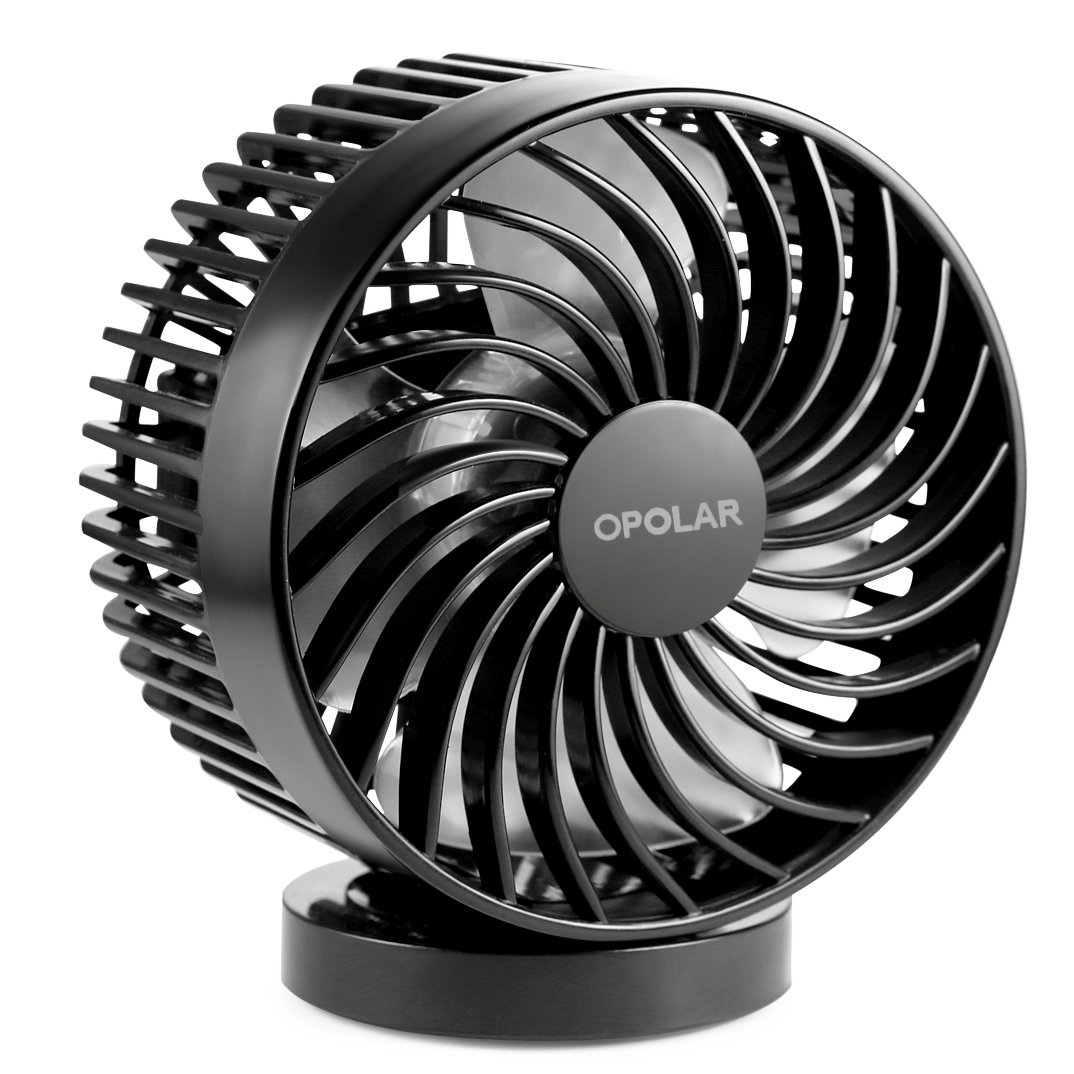 OPOLARUSB-POWERED FAN - I use this little fan all the time. It packs a serious punch and will keep you cool even during the most stressful deadlines!