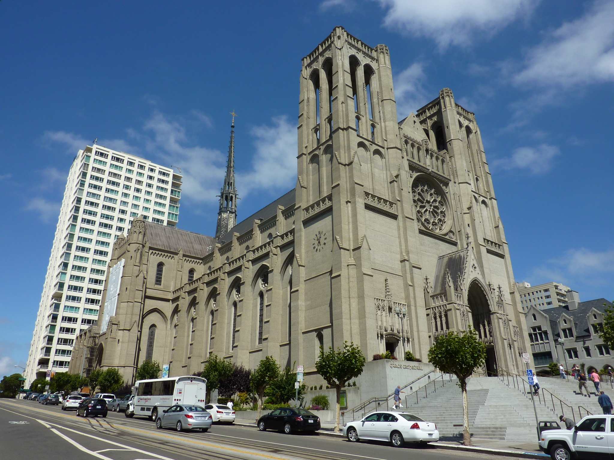 photo credit: Chris06, Grace Cathedral, San Francisco