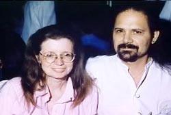 Monika and Leonard Rizzo.