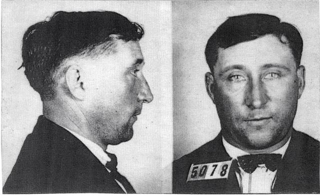 Harry Powers in an early mugshot.