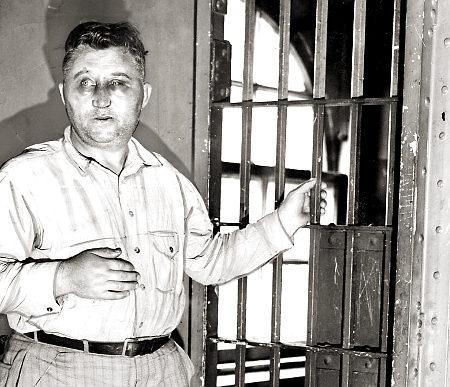 Powers behind bars