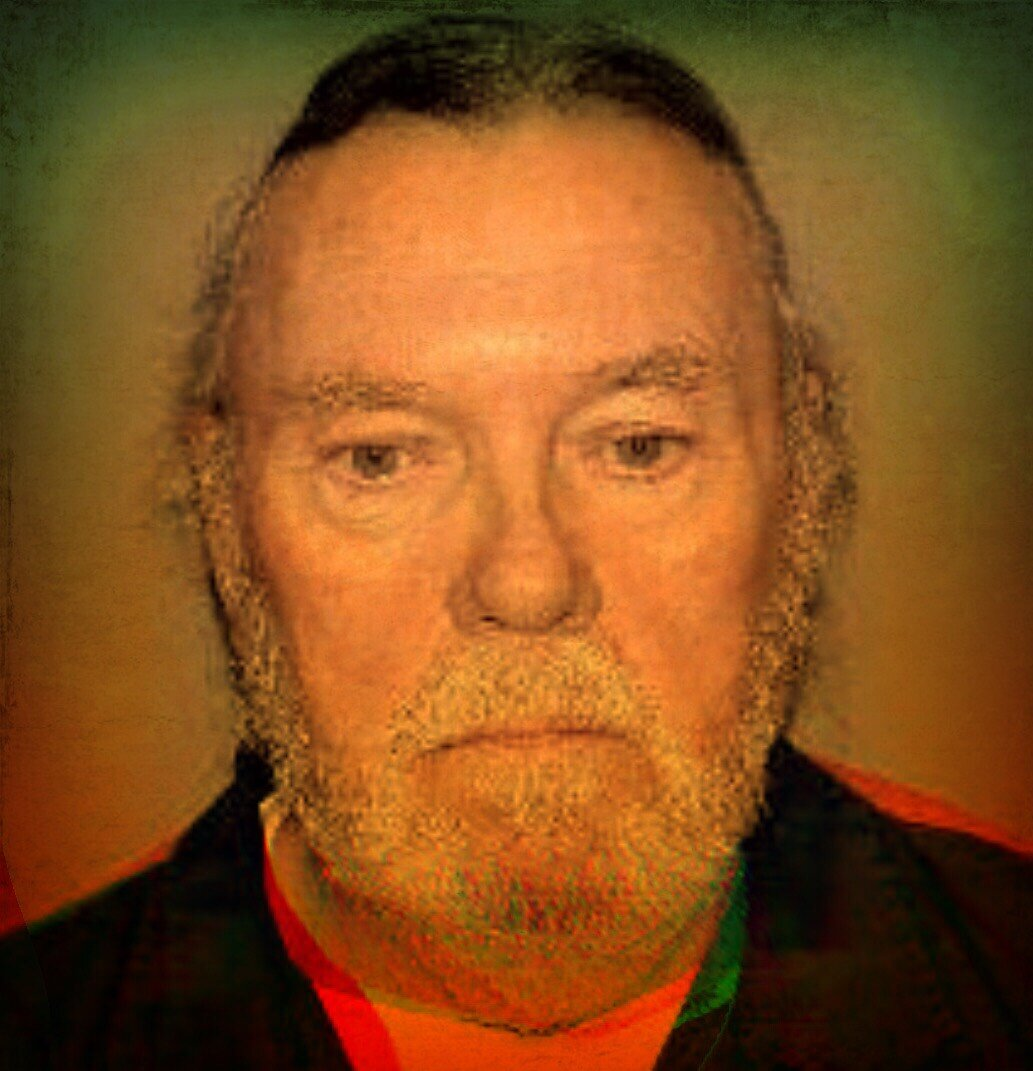 Adult mugshot of John McRae