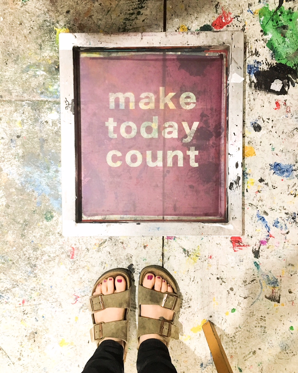 Ramble & Company \\ make today count