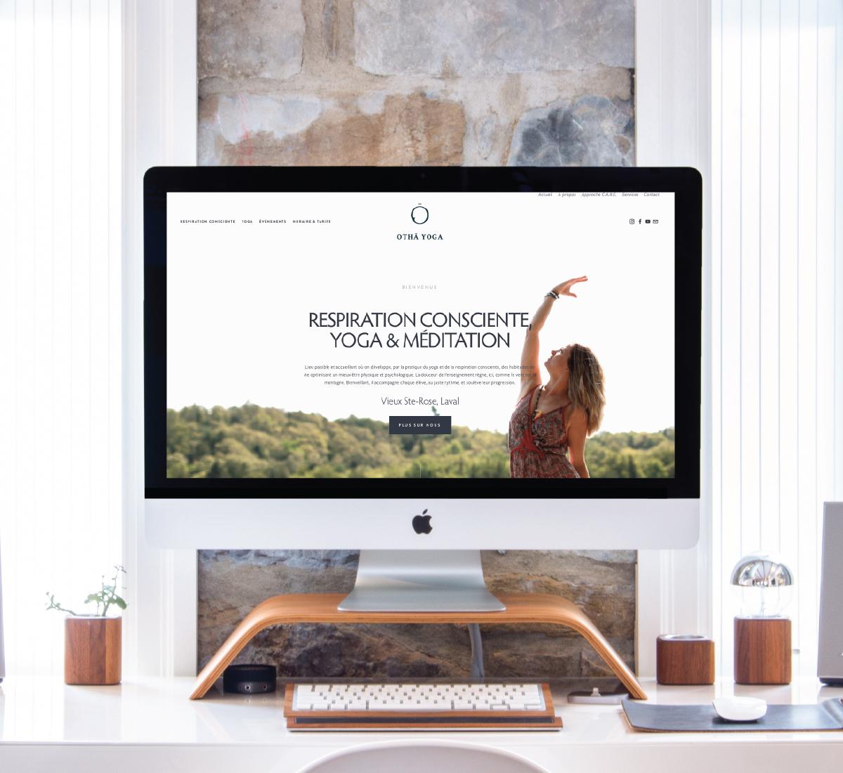 PETIT BUDGET - Exit le DIY, laisse-moi te bâtir une image professionnelle et un site web simple et efficace, le tout réalisé en moins de 2 semaines!750$ +