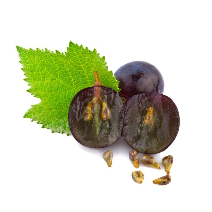Grapeseeds for essential oil