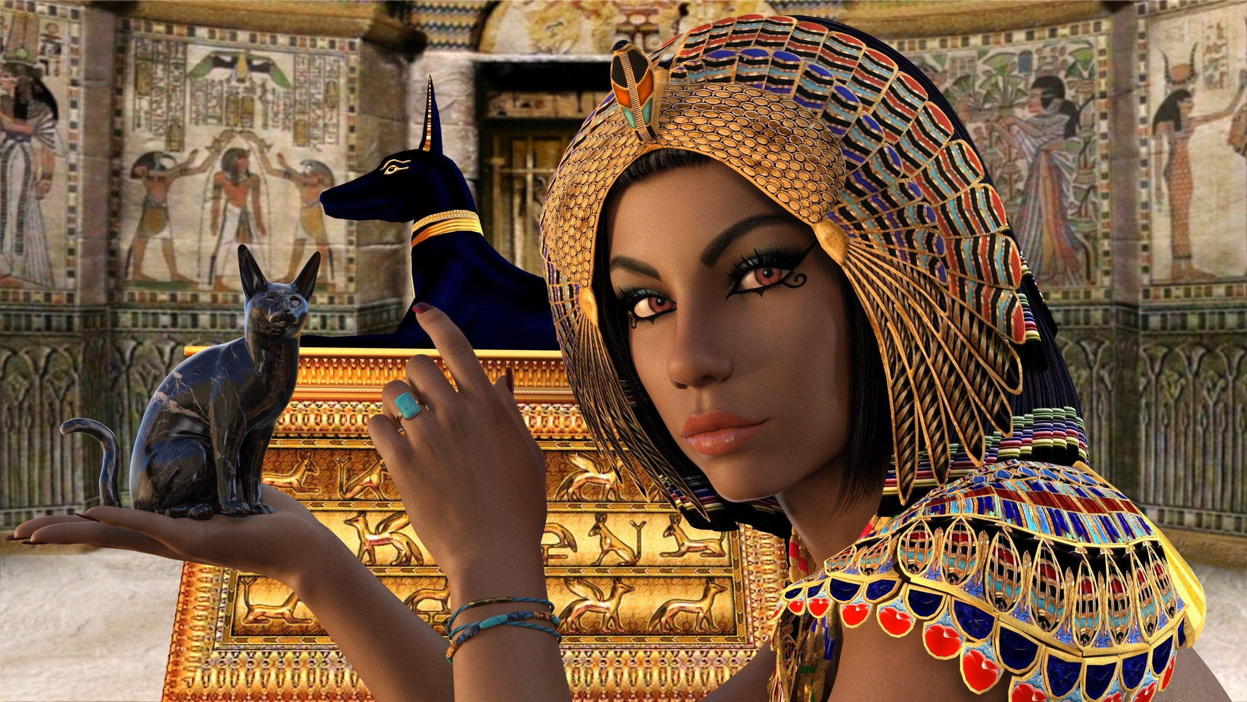 Beauty Secrets of Cleopatra