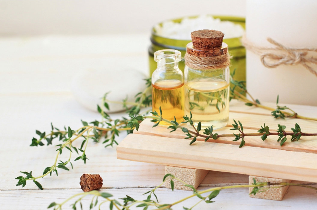 Thyme Essential Oil Brings Life Back to Skin, Mind and Body