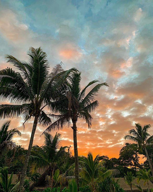 Sunrise Vibes in Fiji 🏝
