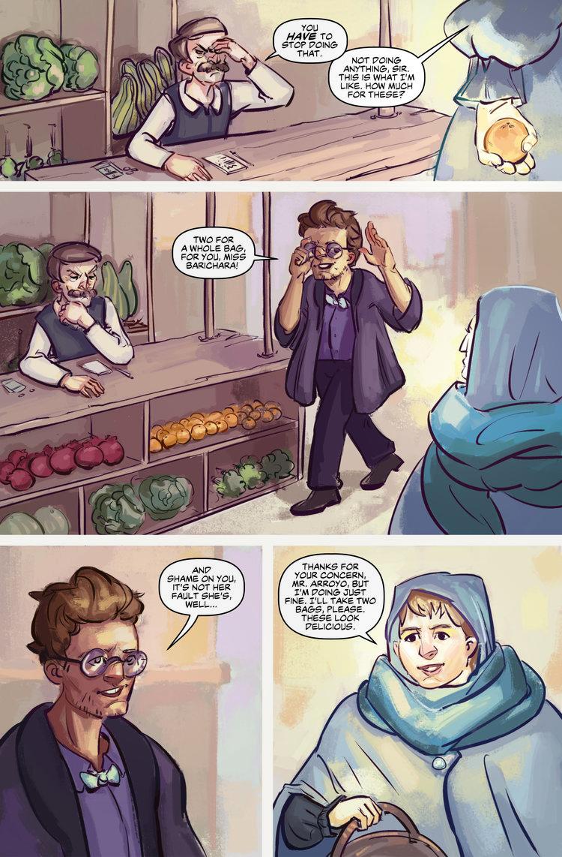 wayward sisters comic