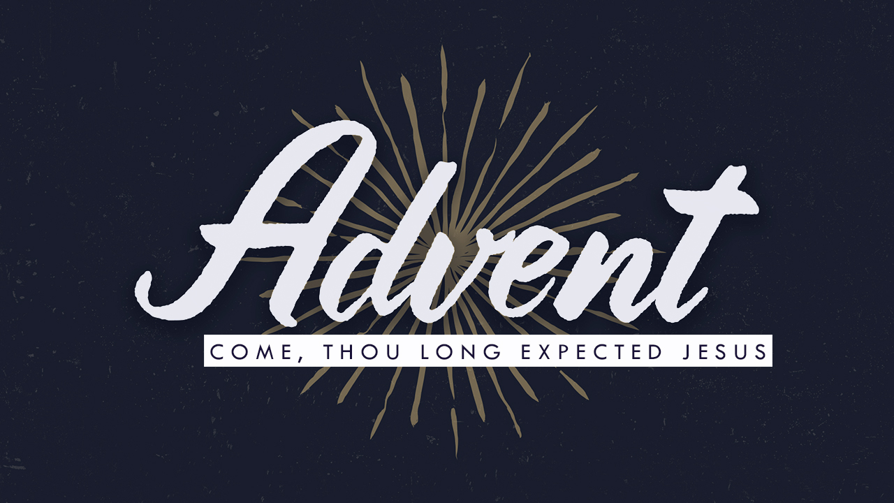 Advent 2017 - Pastor Dave Lescalleet