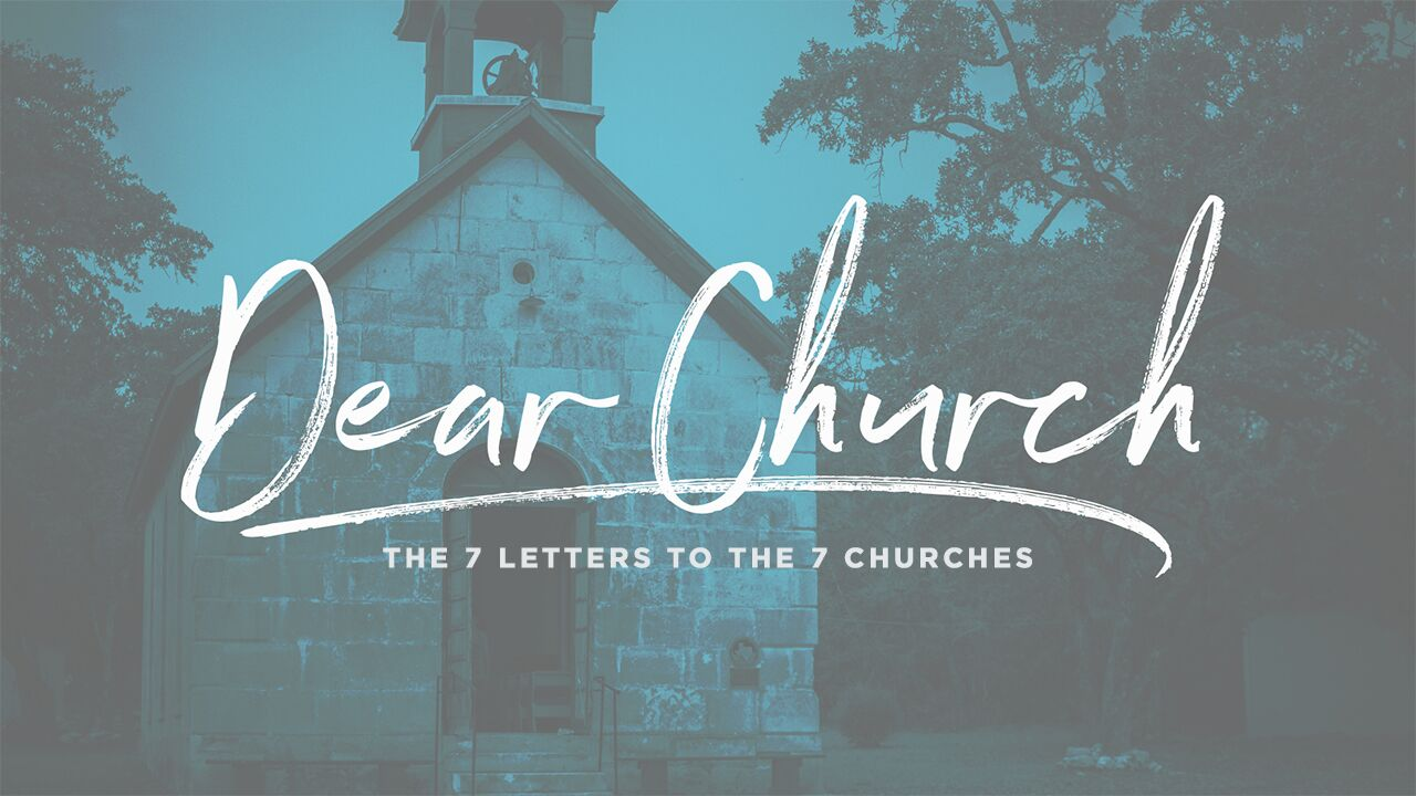 Dear Church - Pastor Jeremy DeBord and Rev. Jack Carter