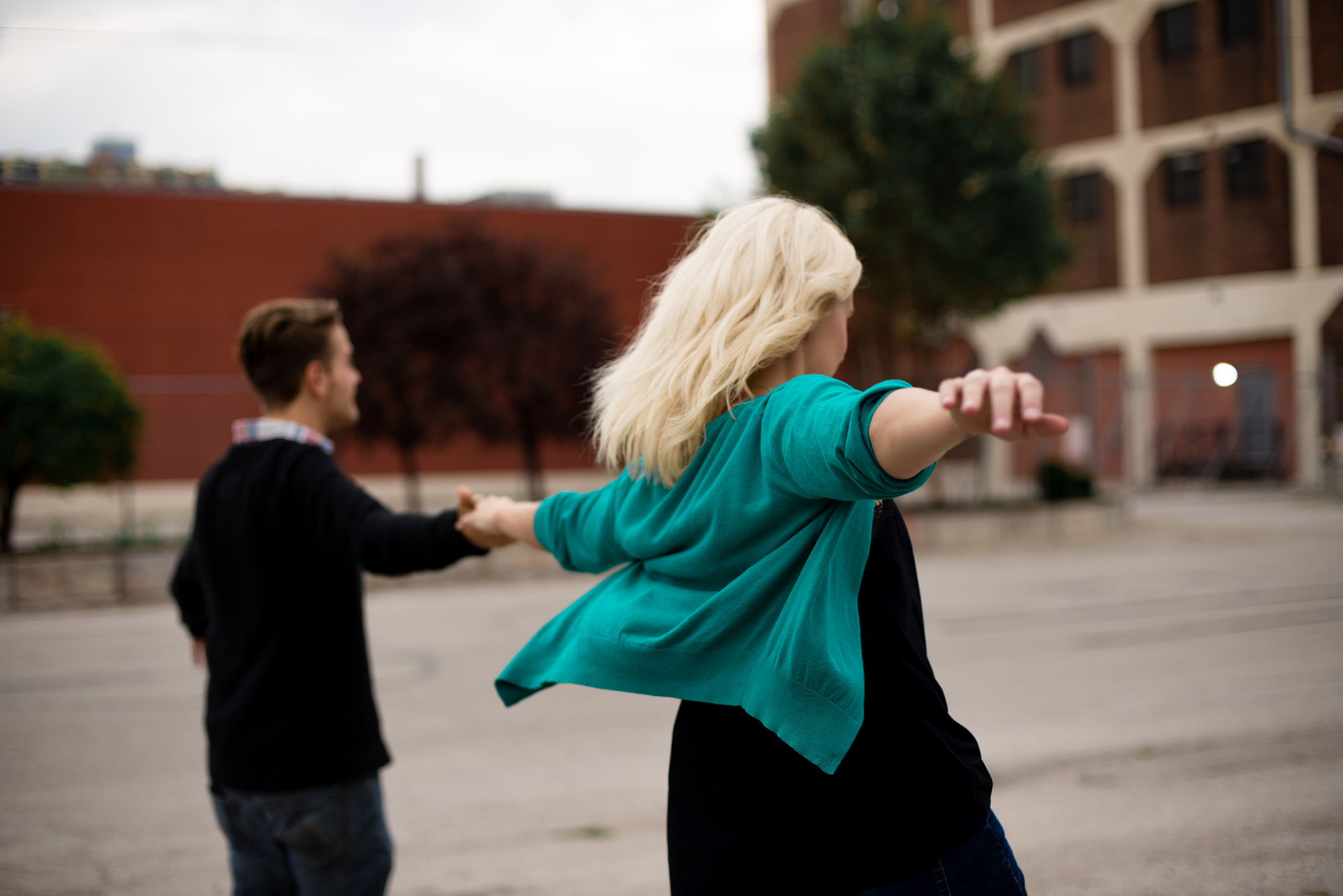 Kiernan and Sean, engaged, Kansas City Photographer
