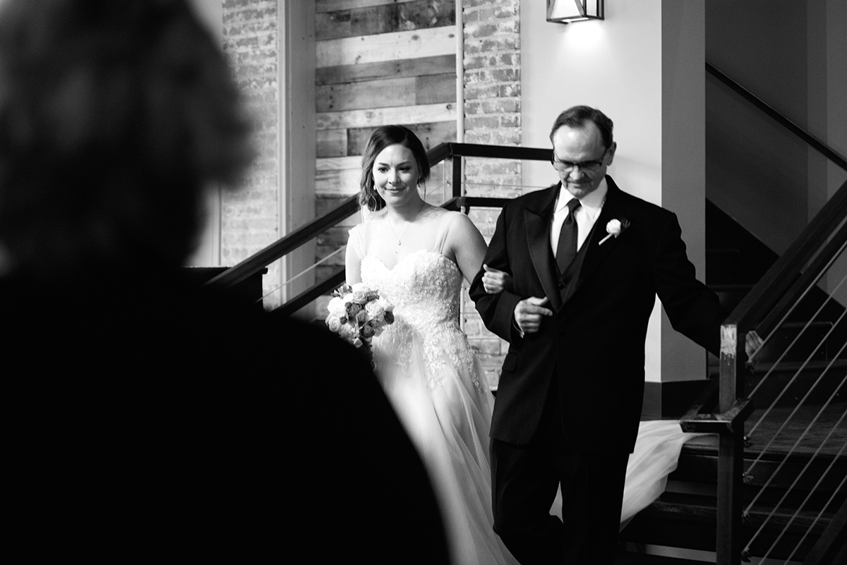 Will and Laura Kansas City wedding