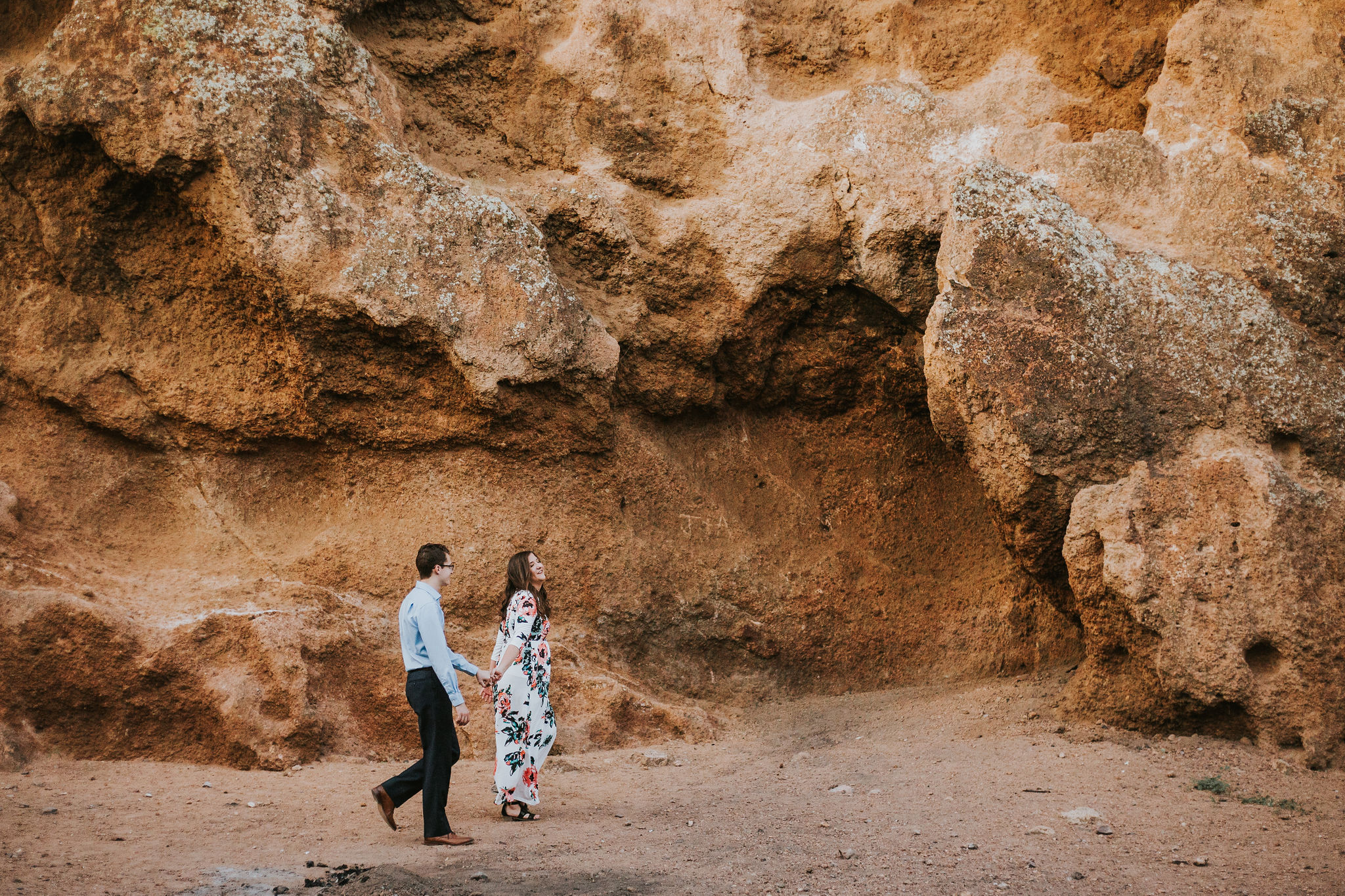 Mesa Arizona Engagement Photographer