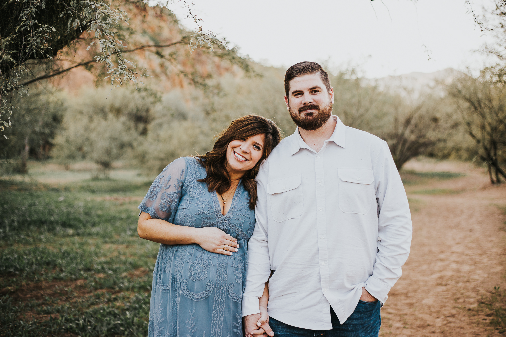 Mesa Arizona Maternity Photographer