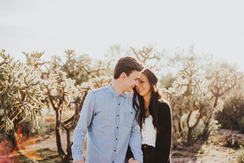 Mesa Arizona Couples Photographer