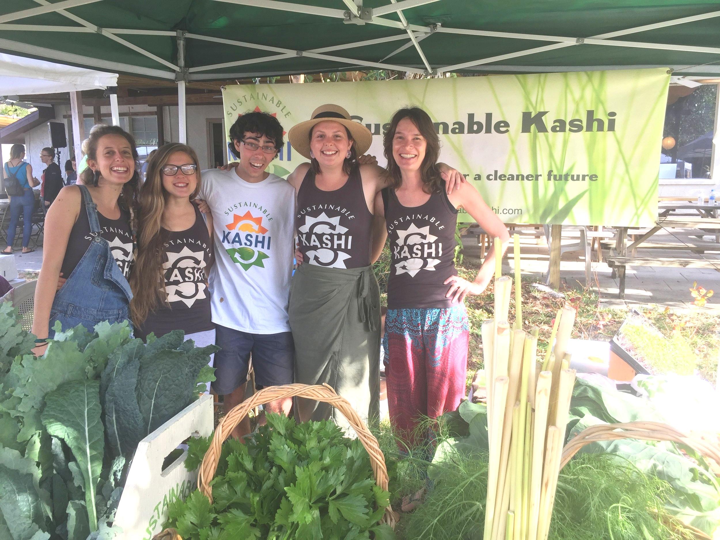 Sustainable Kashi Market