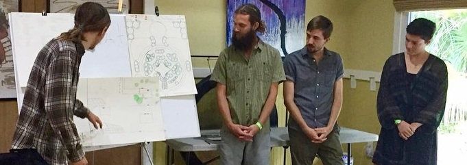 Sustainable Kashi Permaculture Design Course