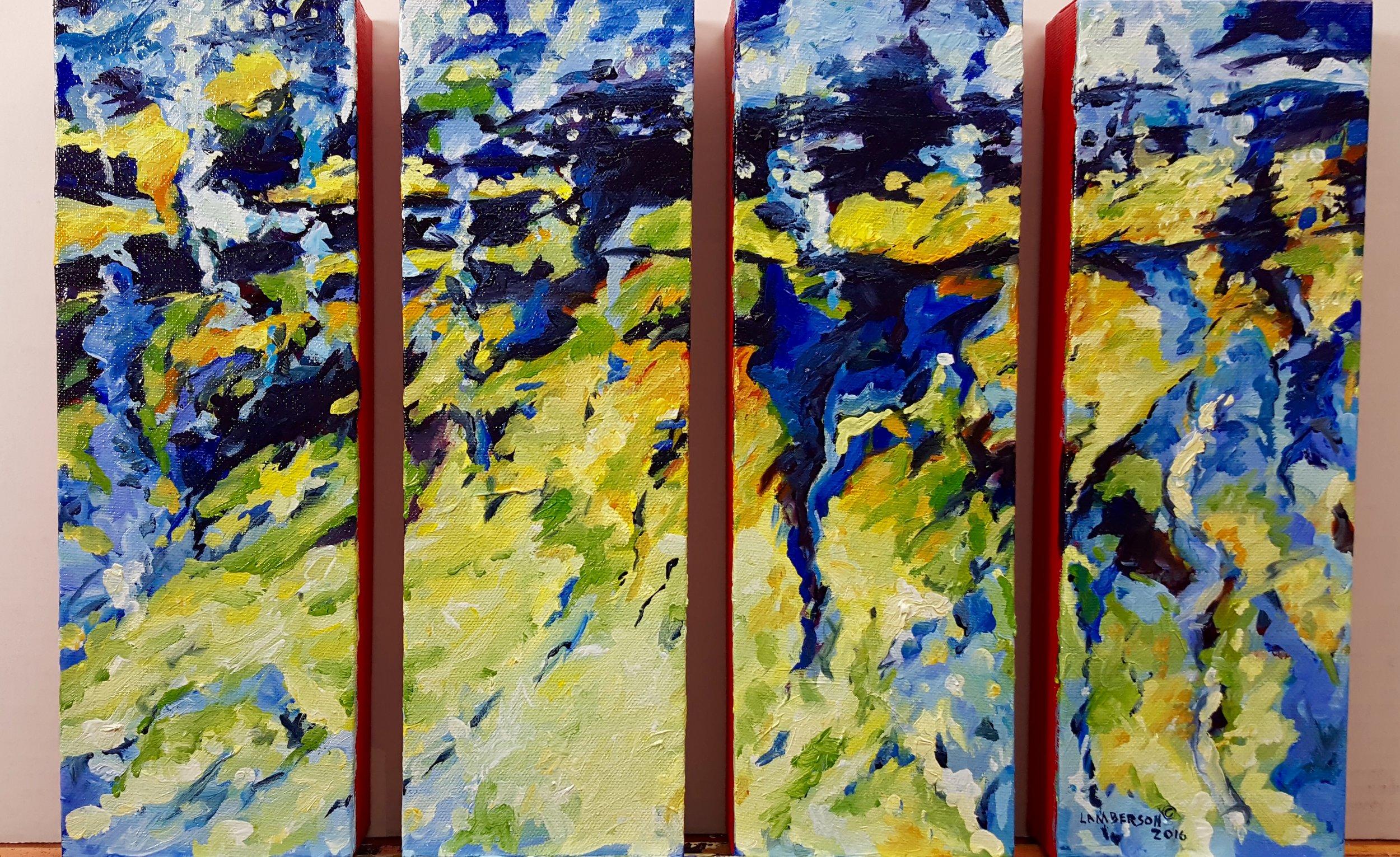 Indulgent Reflections (Joy of Paint)