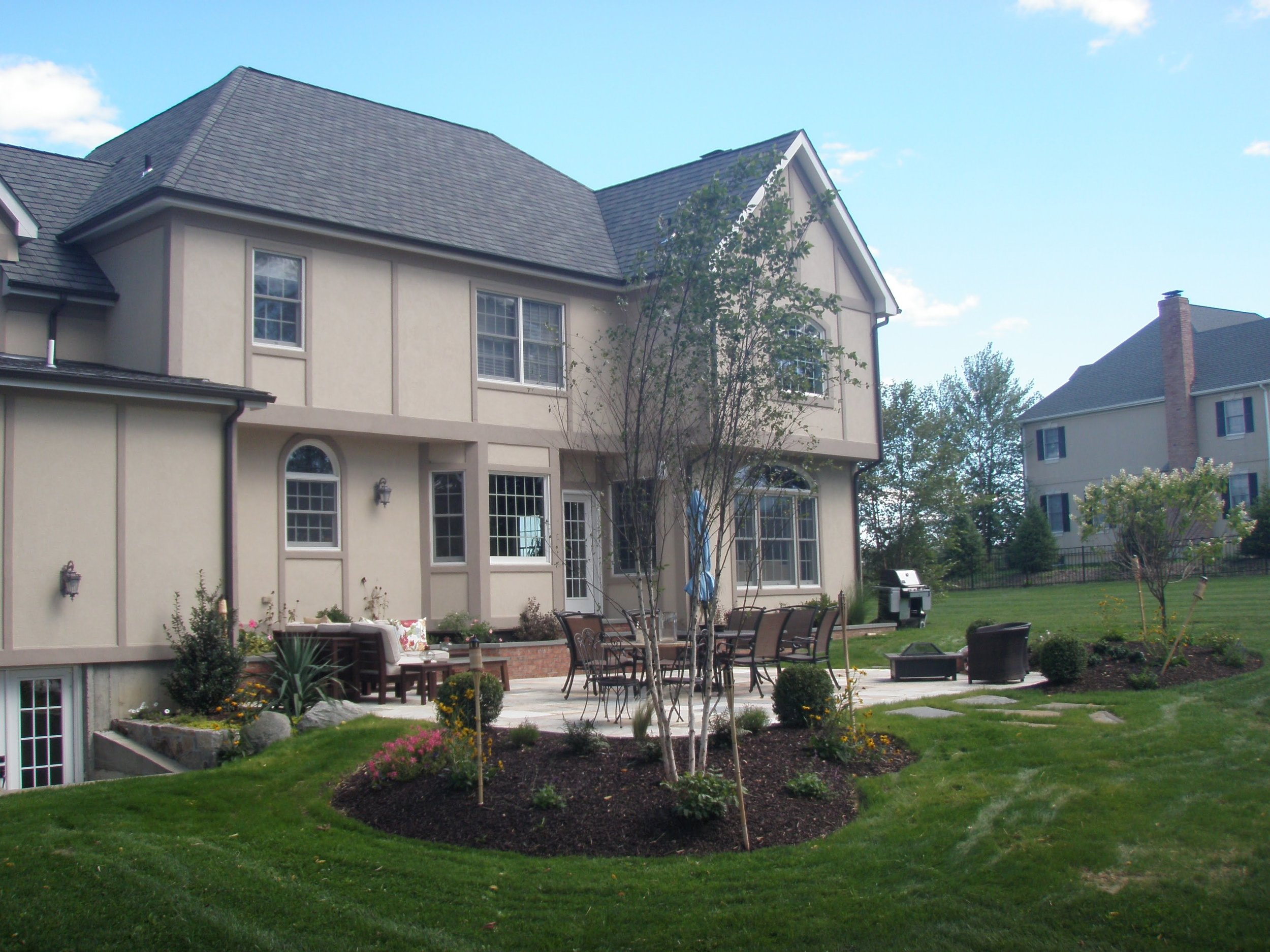 Residential Landscaping AFTER
