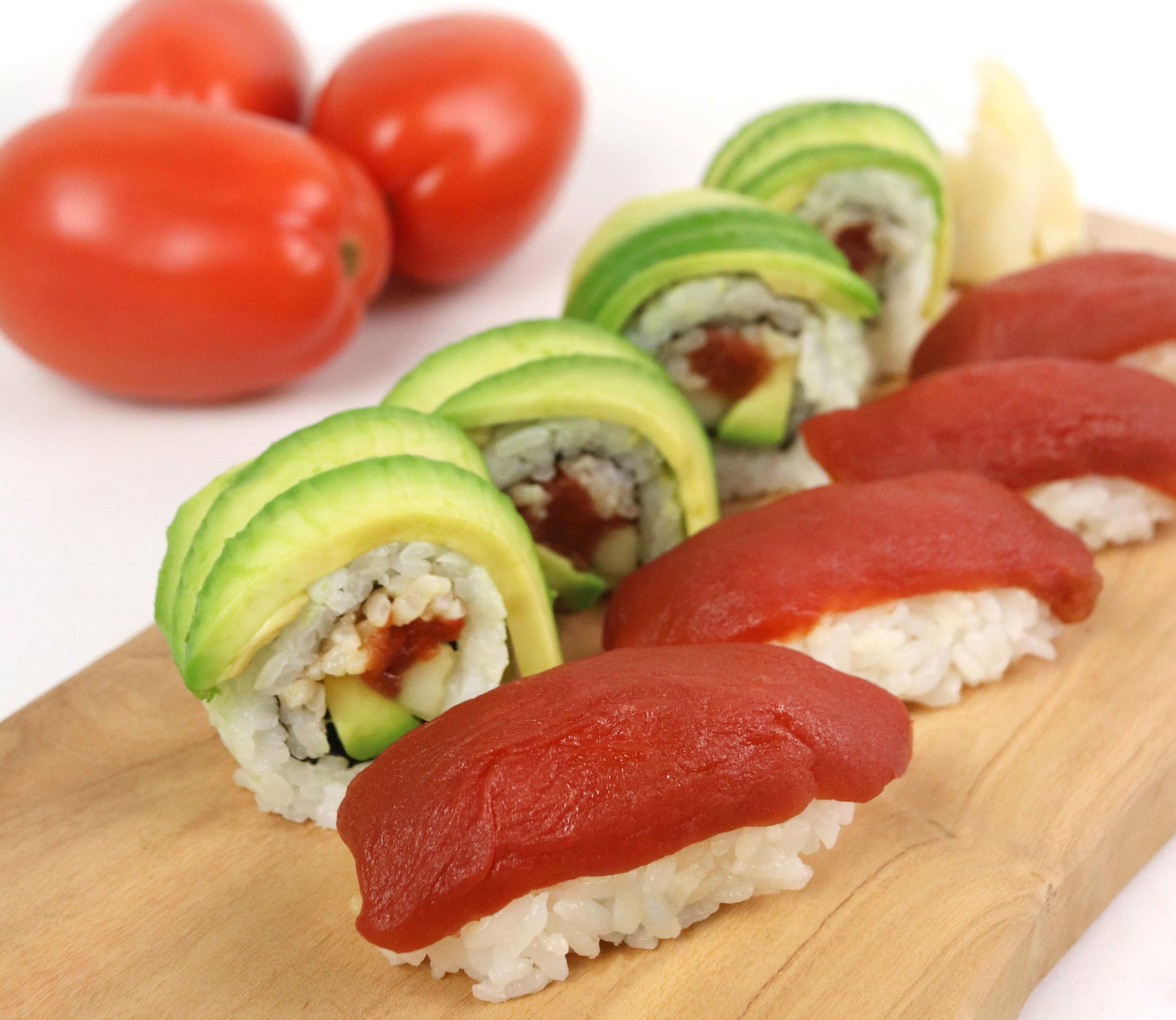 Ahimi Sushi Combo